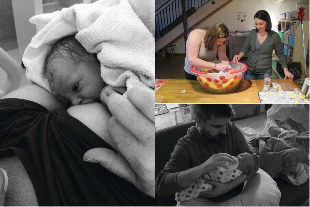 Munich newborn baby photography
