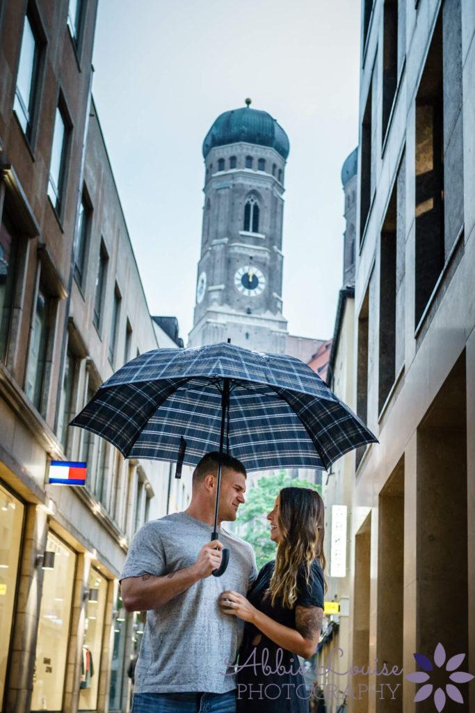 Couple travel photographer Munich Germany